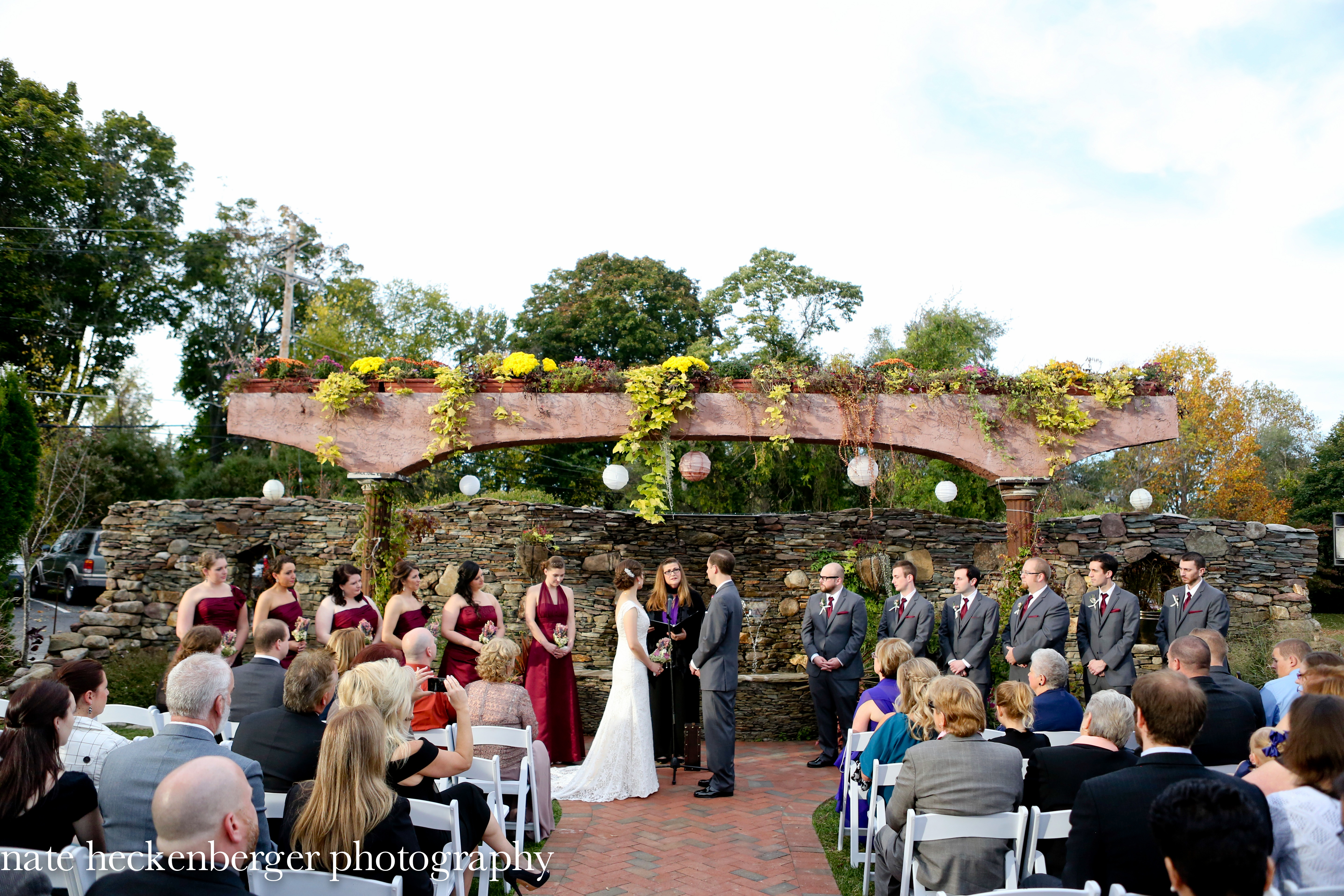 Anthony And Martha Wedding At The Gables